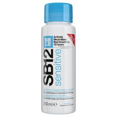 SB12 SENSITIVE SUUVESI 250 ml
