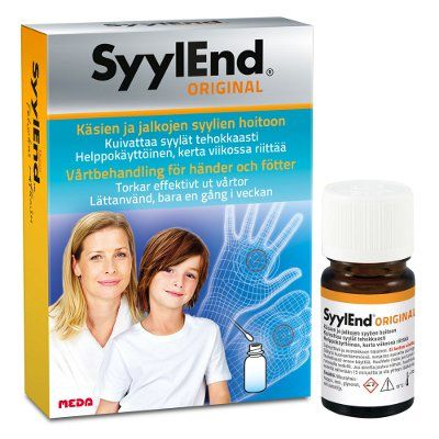 SYYLEND ORIGINAL X5 ML