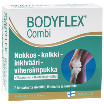 BODYFLEX COMBI  X60 TABL / 78 G