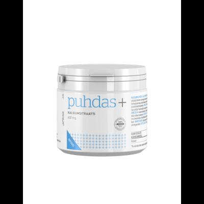 Puhdas+ Kalsiumsitraatti 600 mg X240 g