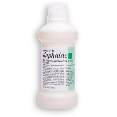 DUPHALAC 667 mg/ml oraaliliuos 500 ml