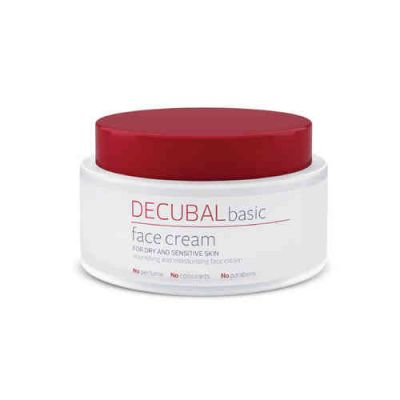 DECUBAL FACE KASVOVOIDE X75 ML