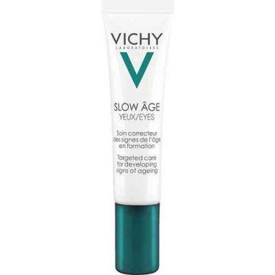 Vichy Slow Age silmänympärysvoide 15 ml