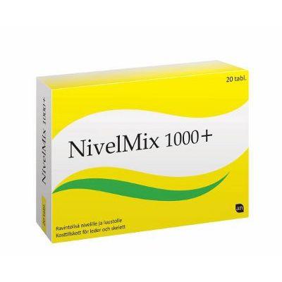 NIVELMIX 1000+ X20 TABL