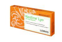 KESTINE LYO 20 mg tabl, kylmäkuivattu 10 fol