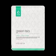 ItS SKIN Green Tea Watery kangasnaamio 17 g
