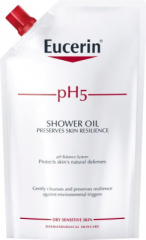 Eucerin pH5 ShowerOil Ref.w/perfume 400 ml