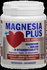 MAGNESIA PLUS  X180 TABL / 198 G