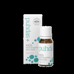 Puhdas+ KIDS Maitohappobakteeri 7,5 ml