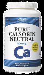 PURU CALSORIN NEUTRAL 500 MG 100 PURUTABL