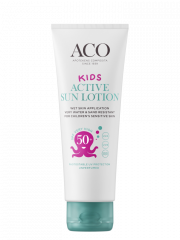 ACO SUN Kids Active sun lotion spf 50+ 125 ml