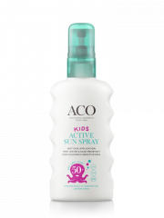 ACO SUN Kids Active sun spray spf 50+ 175 ml