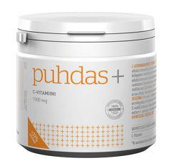 Puhdas+ C-vitamiini 1000 mg +33% kampanja X200 g