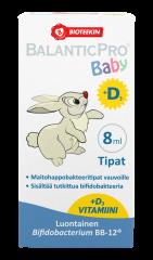 BalanticPro baby Tippa + D vitamin  8 ml