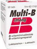 MULTI-B STRONG X50 TABL