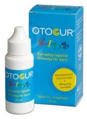 Otocur KIDS tippa X25 ml