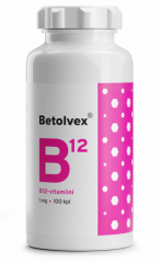 Betolvex 1 mg B12-vitamiini 100 tabl
